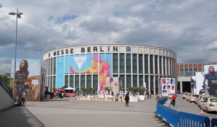 Messe Berlin.